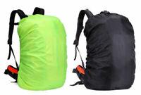 Neu WASSERDICHT Schulranzen Rucksack Regenhaube Regenschutz Regenhülle 30L-40L