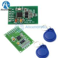 I2C SPI Interface IC RC522 RFID Read Write Card  13.56MHz IC Keychain Module