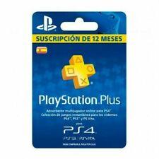 Sony Tarjeta de Suscripción para PlayStation Plus para 365 Días