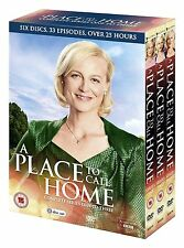 A Place To Call Home . The Complete Series 1-3 . Season 1 2 3 . 6 DVD . NEU OVP