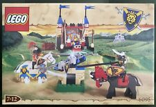 RARE 6095 LEGO Knights' Kingdom I Royal Joust