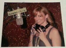 Debbie Gibson Signed Deborah Gibson Autograph w coa m