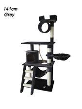 141cm Cat Tree Furniture Scratcher Poles Post Gym House Cat Condo