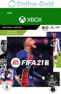 FIFA 21 - Xbox One Standard Edition - Digitale Codice - [IT][EU]
