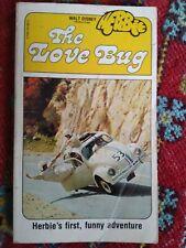 Herbie, The Love Bug, Mel Celbulash 1969 Film Tie In