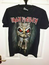 IRON MAIDEN  OFFICIAL BEST OF THE BEAST SMALL T,SHIRT