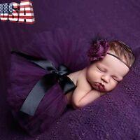 Cute Toddler Newborn Baby Girl Tutu Skirt