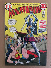 Wonder Woman #204 first printing 1973 Dc Comic Book. 1st Appearance of Nubia