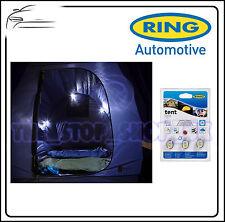 Ring 3LED 60 Lumens Camping Tent Caravan Van Light Lamp RTL020