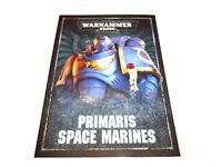 Warhammer 40K Dark Imperium Space Marines Primaris Mini-Codex