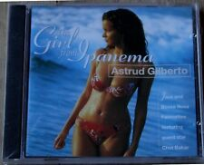 Astrud Gilberto - The  Girl from Ipanema (1997) - A New Copy - CD - In Wrappers