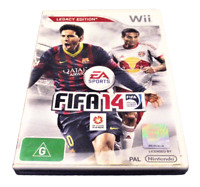 FIFA 14 Legacy Edition Nintendo Wii PAL *Complete* Wii U Compatible
