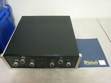 McIntosh C41 C 41 Audio Control Center Preamplifier Preamp with manual