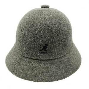 KANGOL Bermuda Casual CONCRETE unisex Casual bucket hat L size (58-59cm)