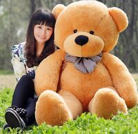 1PC 80CM Extra Large Teddy Bear Giant Big Soft Plush Toy Doll Gift For Baby Kids