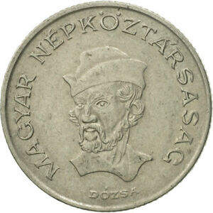 [#526527] Coin, Hungary, 20 Forint, 1984, Budapest, VF(30-35), Copper-nickel