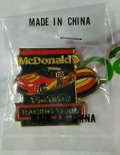 Vintage RARE90s Official McDonalds NASCAR Racing Team#94 Bill Elliott Button PIN