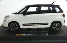 BURAGO 1:24 AUTO MONTATA  FIAT 500 L BIANCO  ART 18-22126