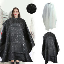 Waterproof Haircut Salon Barber Cape Hairdressing Apron Gown Cloth us SmHcX