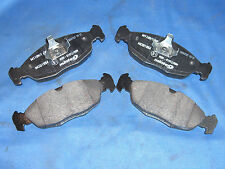 JAGUAR DAIMLER MINTEX REAR BRAKE PAD SET FITS X300 & XJS FACELIFT JLM21344