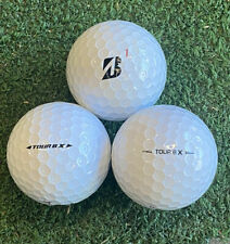 """New listing 40 MINT Bridgestone Tour BX """"B Mark"""" Golf Balls Used"""