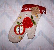 Apples Oven Mitt Kay Dee An Apple A Day Pattern