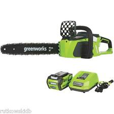 16-INCH Greenworks G-Max DigiPro 40V Cordless Chainsaw