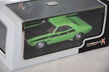 IXO Premium-x IXOPRD407 - Dodge Challenger T/A vert / noir - 1970   1/43