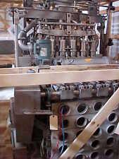 13015 - Hamba - 6 Lane Piston Filler - Induction Sealer