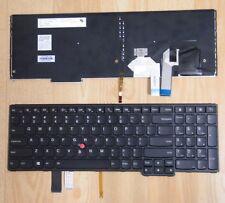 "New OEM Lenovo Thinkpad Yoga 15 15.6"" backlit Keyboard 00HN265"