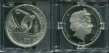 SOLOMON ISLANDS 2008 - 10 Dollars in Silber, PP! OLYMPIA LONDON