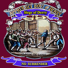 A.B.O.D  -  Siege Of Derry   **NEW**   LOYALIST/ULSTER/ORANGE/LOYALIST CD