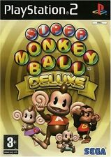 SUPER MONKEY BALL DELUXE               -----   pour PS2