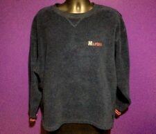 Vintage Tommy Hilfiger Cotton Soft Dark Blue Men's Crew Neck Sweater Size Large
