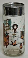"""Rare Holly Hobbie Spice Shaker """"Love is the Cook's Secret Ingredient"""""""