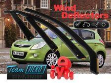 HYUNDAI i20  2009 - 2014   5.doors  Wind deflectors 4.pc  HEKO 17259