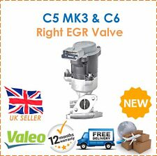 For Citroen C5 MK3 RD_ C6 TD_ 2.7HDi Valeo Right Electric EGR Valve New