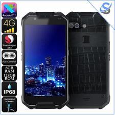 AGM X2 Rugged Phone Android 7.1 12MP Dual-Camera IP68 Octa-Core CPU 6GB RAM