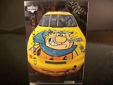 Steve Grissom #29 Cartoon Network The Flintstones Upper Deck 1996 Card #RC107