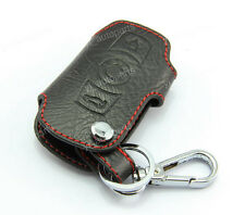 Leather Remote Shell Case Smart Key Holder For BMW Protective Chain 3B 3BT 3 5 X