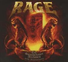 RAGE - The Soundchaser Archives (2014) 2 CDs + DVD - Neuware