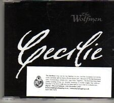 (DO628) The Wolfmen, Cecilie - 2007 DJ CD