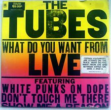 THE TUBES What Do You Want From 2LP g/fold 1979 OZ A&M VG++/VG+