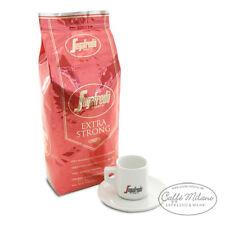 Segafredo Extra Strong rot  Espresso, 1000g ganze Bohne + Tasse - Caffe Milano