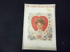 1909 FEBRUARY LADIES' HOME JOURNAL MAGAZINE - GREAT ILLUSTRATIONS & ADS- ST 1684