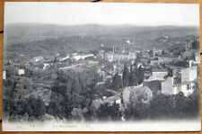 1910 Perfume Postcard: Grasse - Les Parfumeries- France