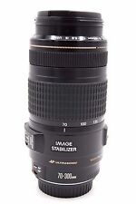 Canon EF 70-300mm f/4-5.6 IS USM OBJECTIF POUR CANON EOS SLR Cameras