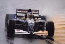 Karl Wendlinger SIGNED Sauber-Ford Zetec C14 , Brazilian GP  Interlagos 1995