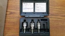 """Klein 31872 4-Piece Carbide Hole Cutter Set - No 1 3/8"""" (see description)"""