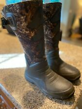 """New listing Lacrosse Aerohead 18"""" Rubber Boots - Used Size 9"""